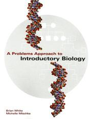 Cover of: Problems Approach to Introductory Biology