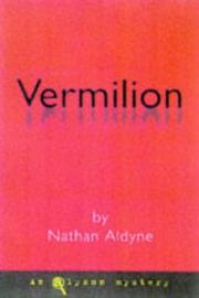 Cover of: Vermilion (An Alyson Mystery)