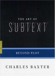Cover of: The Art of Subtext