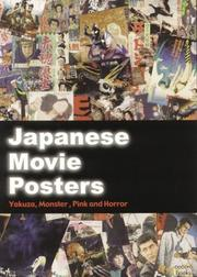 Cover of: Japanese Movie Posters