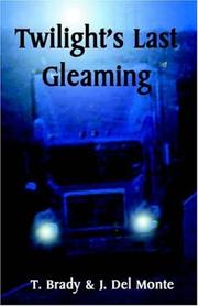 Cover of: Twilight's Last Gleaming