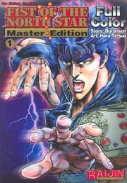 Cover of: Fist Of The North Star Master Edition Volume 1 (Fist of the North Star)