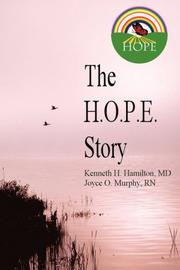 Cover of: The H.O.P.E. Story