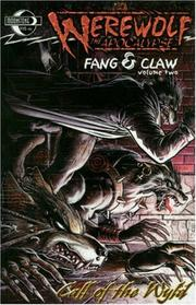 Cover of: Werewolf The Apocalypse: Fang and Claw Volume 2