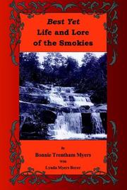 Cover of: Best Yet Life And Lore of the Smokies
