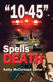 Cover of: 10-45 Spells Death
