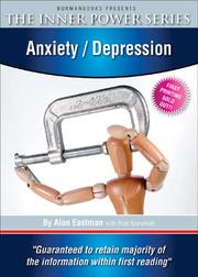 Cover of: Anxiety/Depression (The Inner Power series)