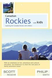 Cover of: Canadian Rockies with kids