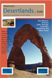 Cover of: America's Desertlands With Kids
