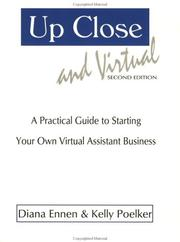 Cover of: Up Close & Virtual