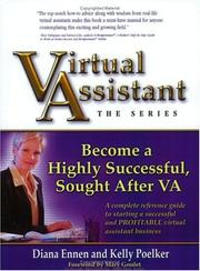 Cover of: Virtual Assistant, The Series