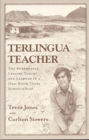Cover of: Terlingua Teacher