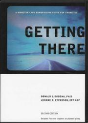 Cover of: Getting There