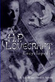 Cover of: An H. P. Lovecraft Encyclopedia