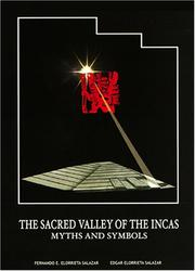 Cover of: The Sacred Valley of the Incas
