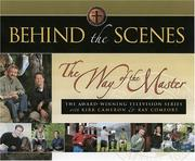 Cover of: Behind the Scenes: The Way of the Master