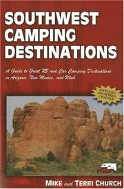 Cover of: Southwest Camping Destinations