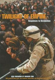 Cover of: Twilight of Empire
