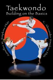 Cover of: Taekwondo: Building on the Basics: With Accompanying DVD