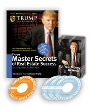 Cover of: Three Master Secrets of Real Estate Success (Audio Business Course)