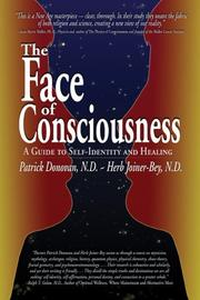 Cover of: The Face of Consciousness