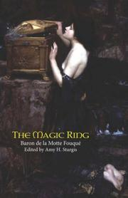 Cover of: The Magic Ring (Valancourt Classics)