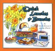 Cover of: Quick Lunches & Brunches (One Foot in the Kitchen) (One Foot in the Kitchen)