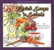 Cover of: Quick Soups 'n Salads (One Foot in the Kitchen) (One Foot in the Kitchen)