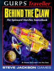 Cover of: GURPS Traveller Behind the Claw