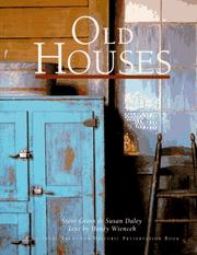 Cover of: Old Houses