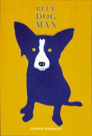 Cover of: Blue Dog Man