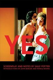 Cover of: Yes: Screenplay and Notes