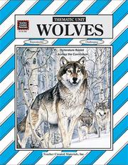 Cover of: Wolves Thematic Unit