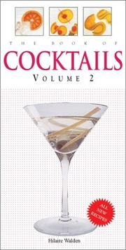 Cover of: The Book of Cocktails