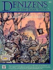 Cover of: Denizens of the Dark Wood (Middle Earth Role Playing/MERP No. 8111)