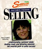 Cover of: Streetwise Customer Focused Selling