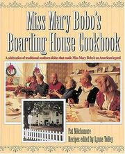 Cover of: Miss Mary Bobo's Boarding House Cookbook