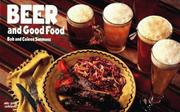Cover of: Beer and Good Food (Nitty Gritty Cookbooks) (Nitty Gritty Cookbooks)