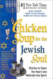 Cover of: Chicken Soup for the Jewish Soul