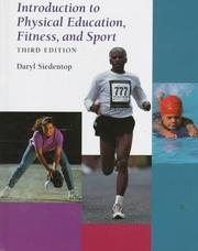Cover of: Introduction to Physical Education, Fitness, and Support