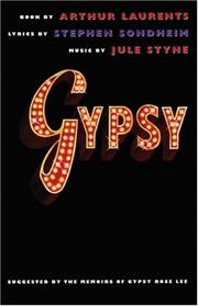 Cover of: Gypsy: A Musical