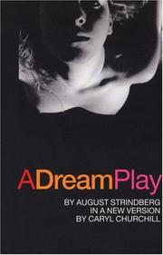 Cover of: A dream play