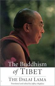 Cover of: The Buddhism of Tibet