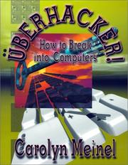 Cover of: Uberhacker