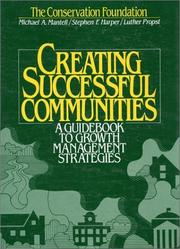 Cover of: Creating Successful Communities
