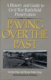 Cover of: Paving Over the Past