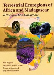 Cover of: Terrestrial Ecoregions of Africa and Madagascar