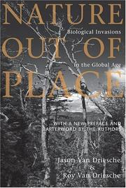 Cover of: Nature Out of Place