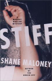 Cover of: Stiff (Murray Whelan Thrillers)