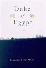 Cover of: Duke of Egypt